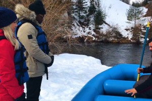 Winter Rafting In Peninsula – Yes That's A Thing