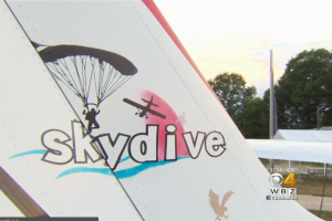 Pembroke Guy Proposes To Girlfriend During Skydiving Adventure