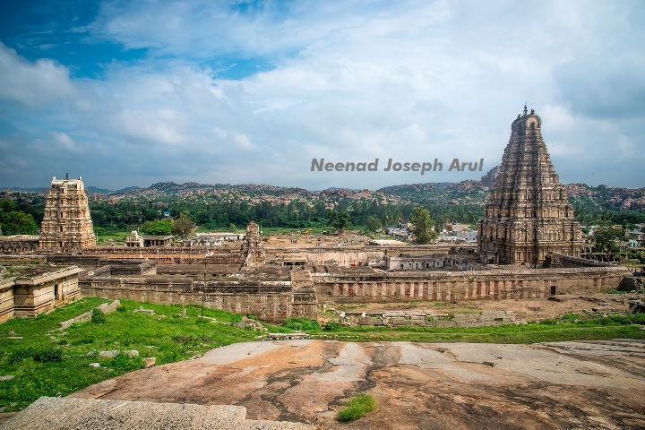 HAMPI BACKPACKING  Hampi- Anegundi- Badami