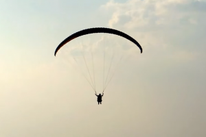 Paraglide In Kamshet Or Pedal In The Lanes Of Heaven At Mumbai Coast