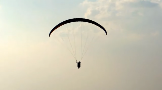 1 Day Paragliding Tour in Kamshet
