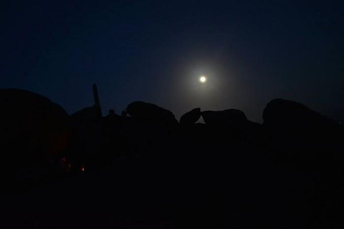 kunti betta night trekking
