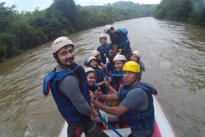 Live The Surreal Experience Of River Rafting In Kolad