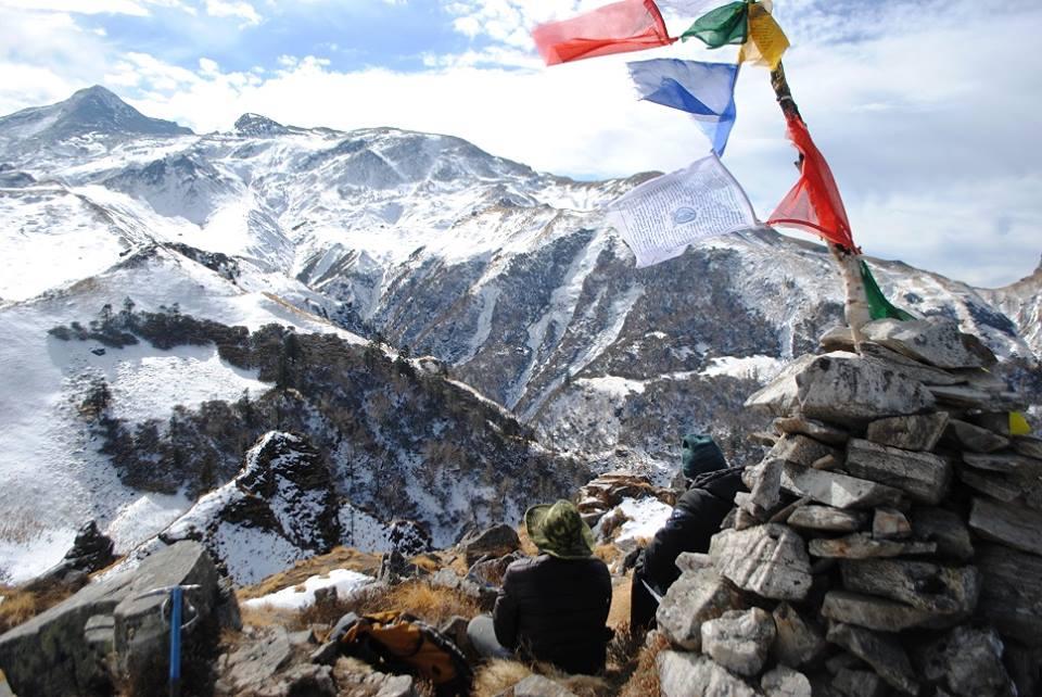 Kuari Pass Winter Trek 15