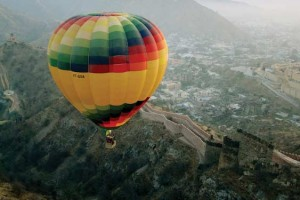 Hot Air Balloon Safari – Because Life Is A Beautiful Ride