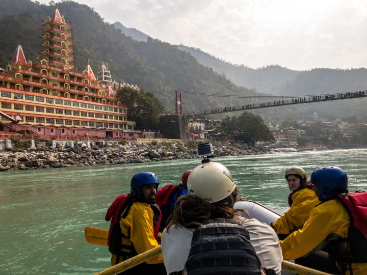 Backpacking Rishikesh
