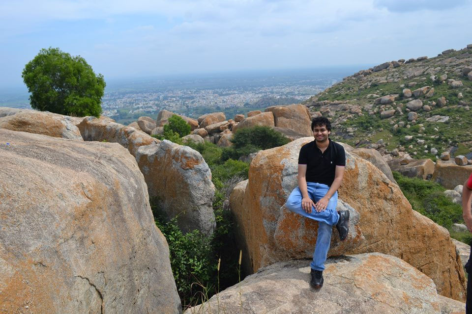 Day Outing at Anthargange Near Bangalore india