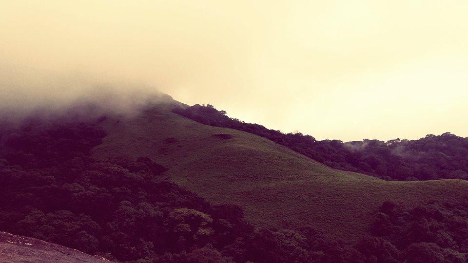 brahmagiri hills trekking