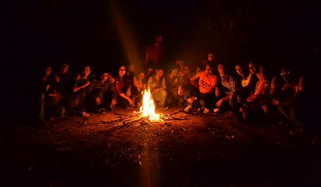 Acchalu Betta Night Trek