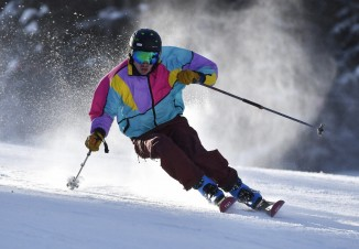 "Hit the slopes for cheap in January during ""Learn to Ski and Snowboard Month"