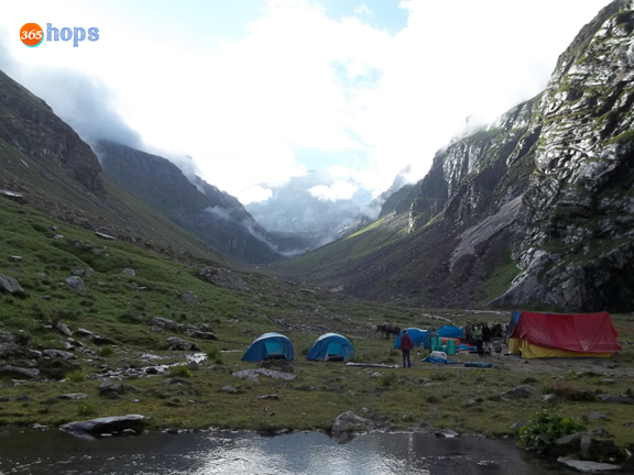 hampta pass trek cost