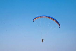 Paragliding Kamshet Cost