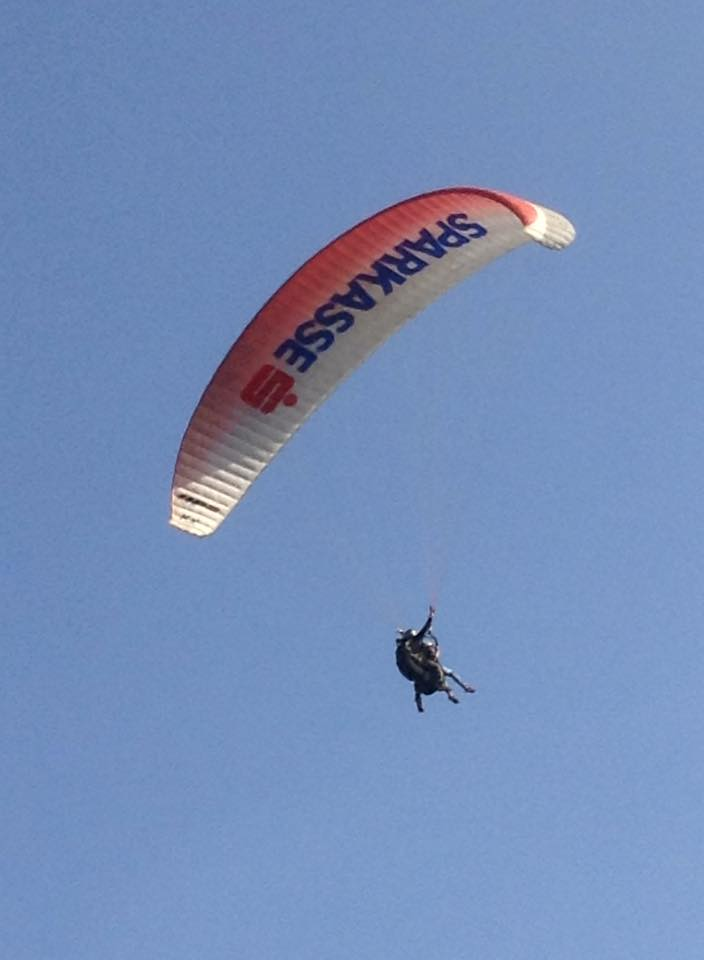 Paragliding Tour in Kamshet