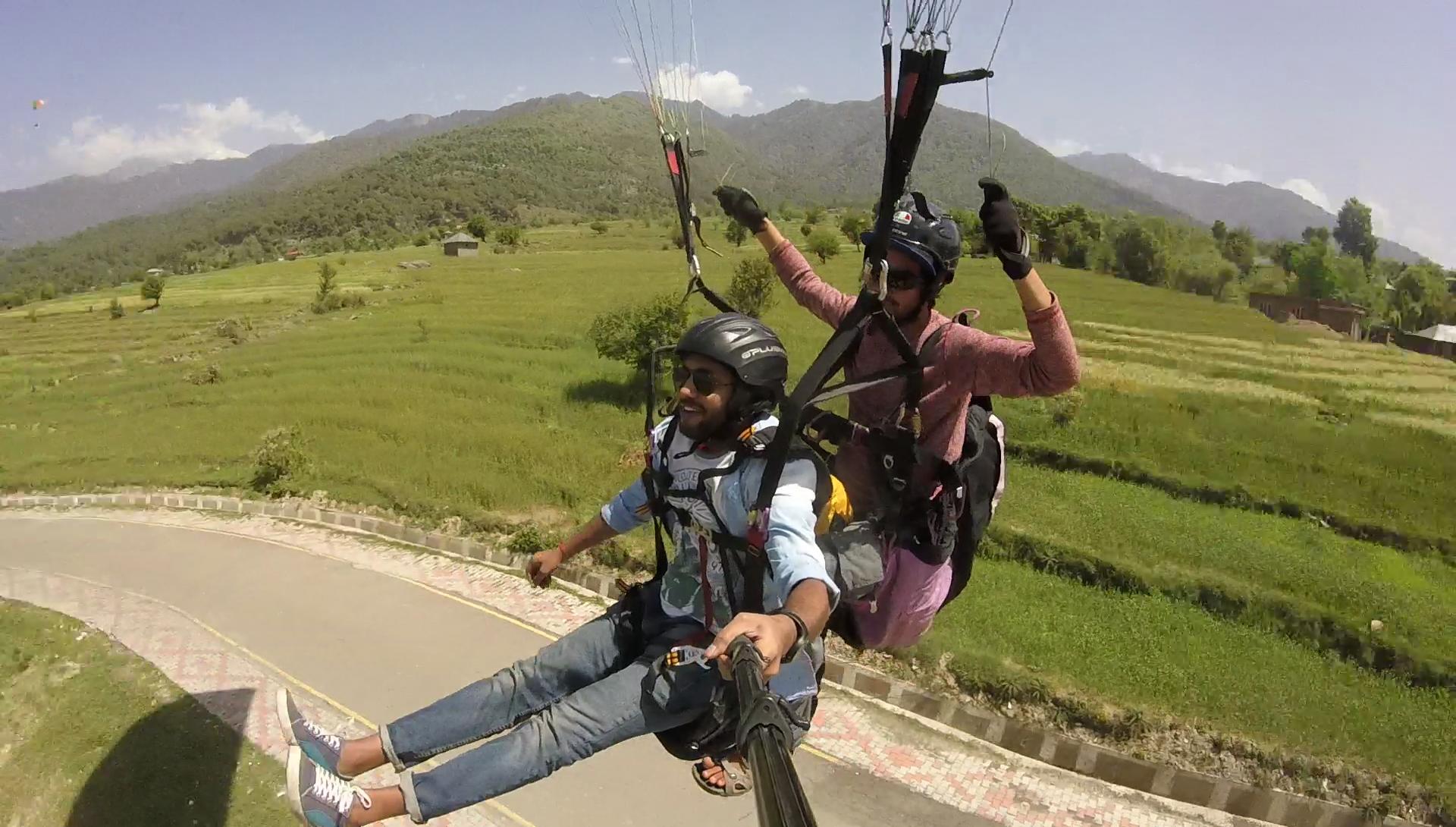bir billing paragliding cost
