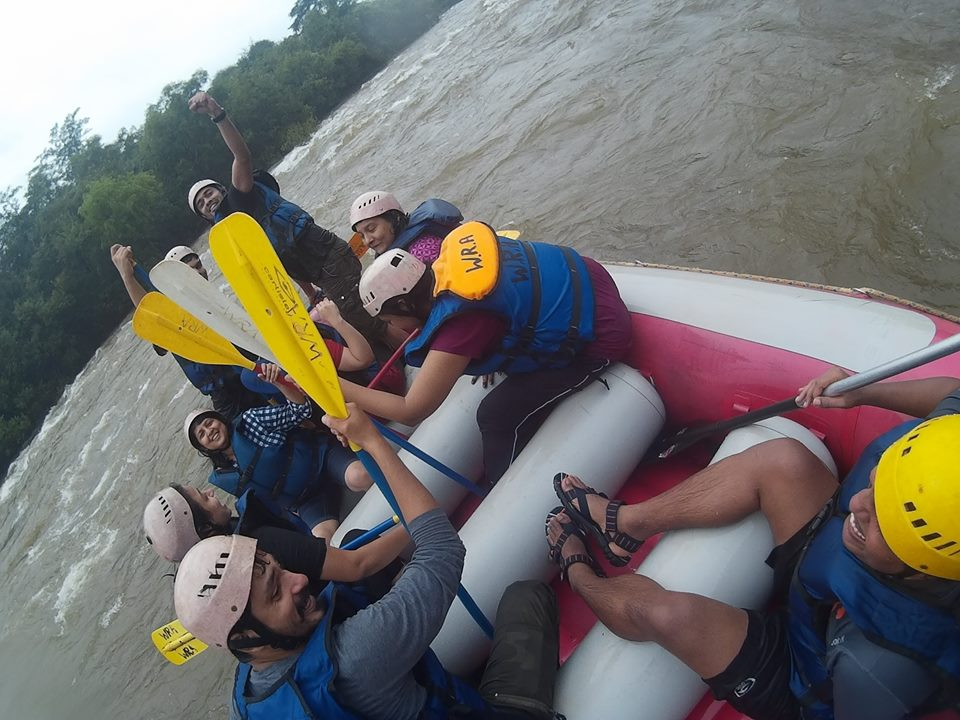 river rafting in maharashtra
