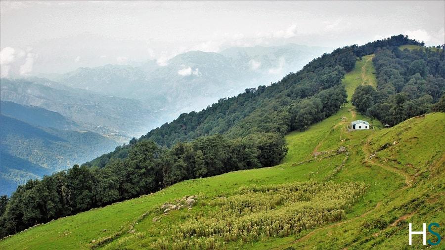 nag-tibba-ridge