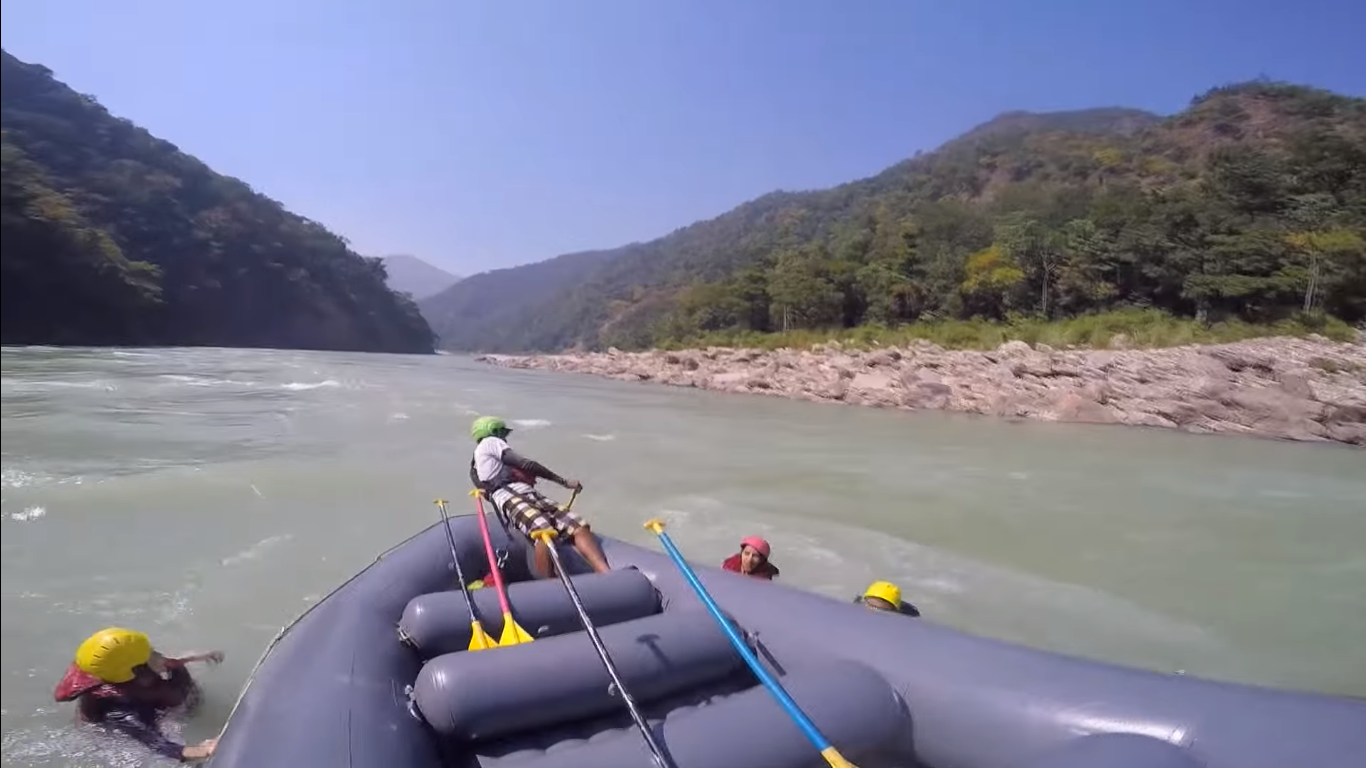 rafting in rishikesh 1