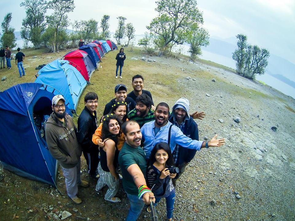 Bhandardara  Island Camping
