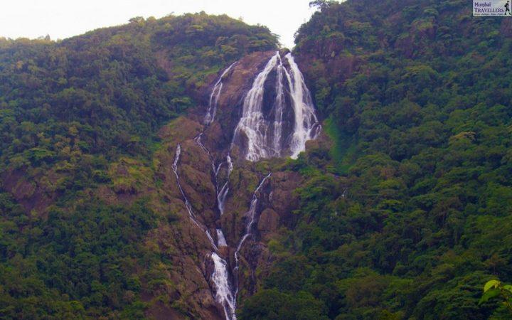 Dudhsagar-Waterfalls-Trek