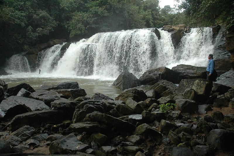 Sakleshpur Trek With Waterfalls