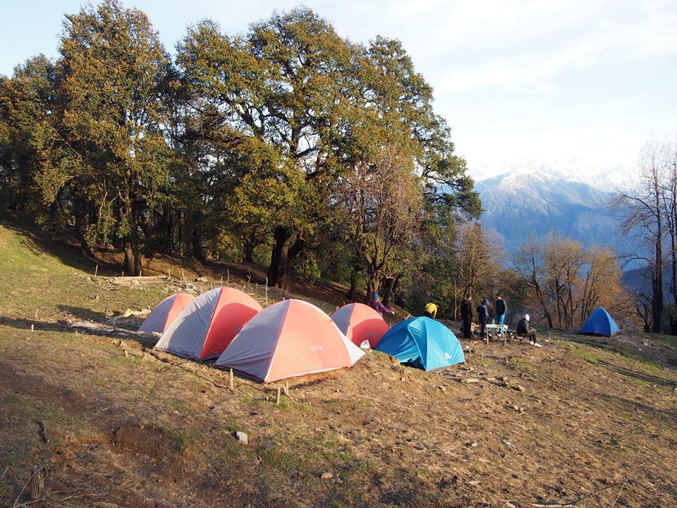 chandrashila trek cost