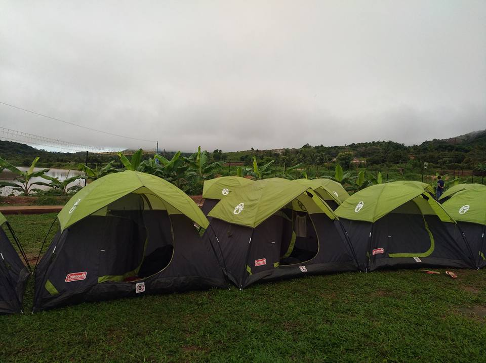 Nature Adventure Camp in Kanakapura