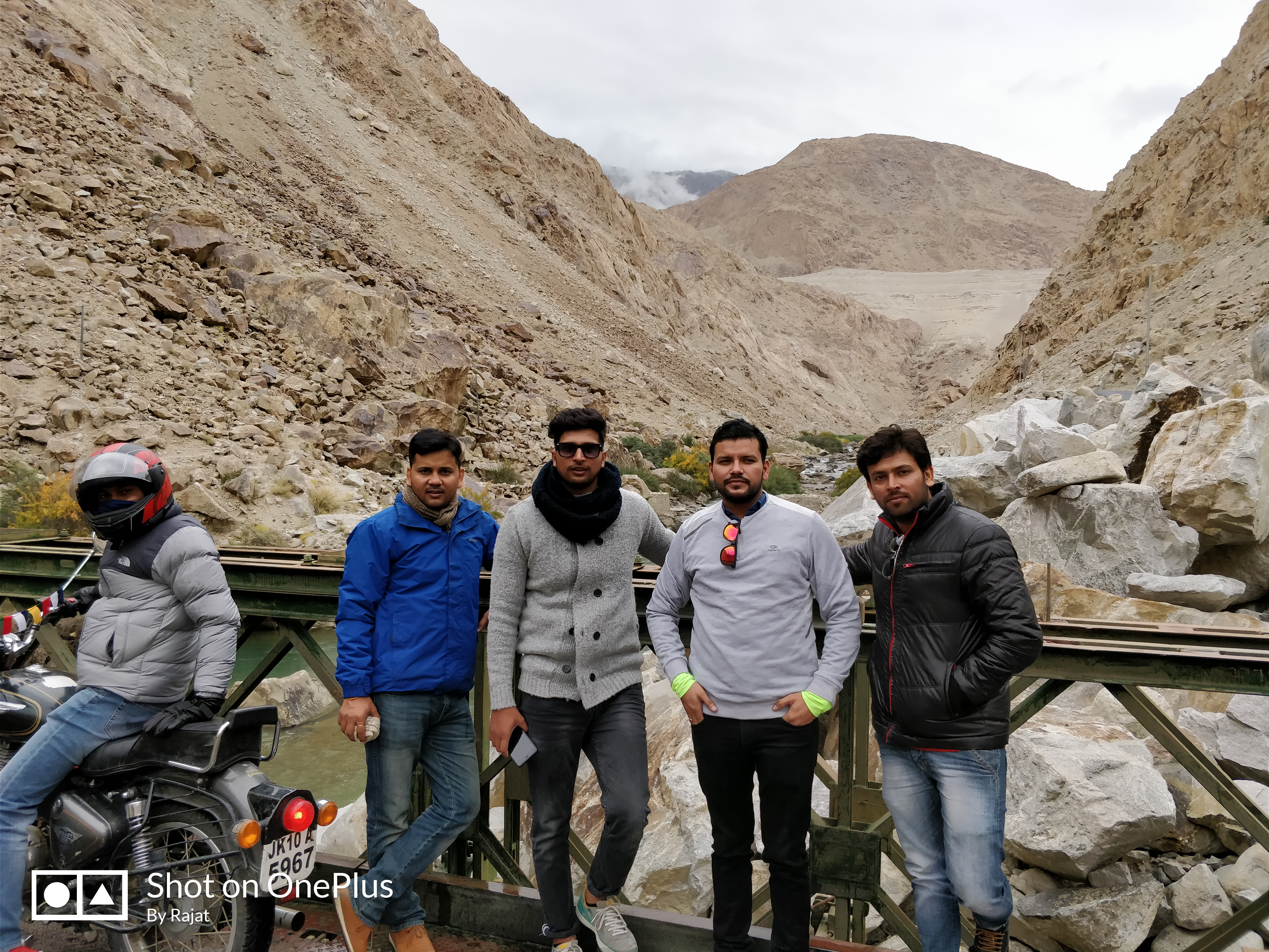 Leh Ladakh Highway To Heaven Bike Trip