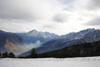 Kuari Pass Winter Trek