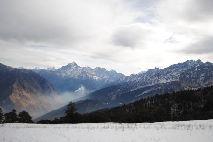 Kuari Pass Winter Trek
