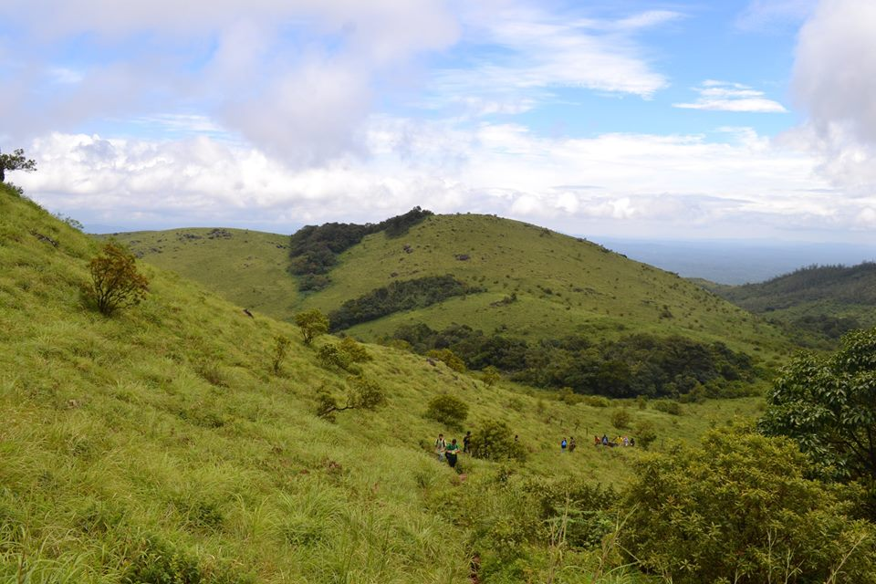 Kudremukh Trek In Chikmagalur india