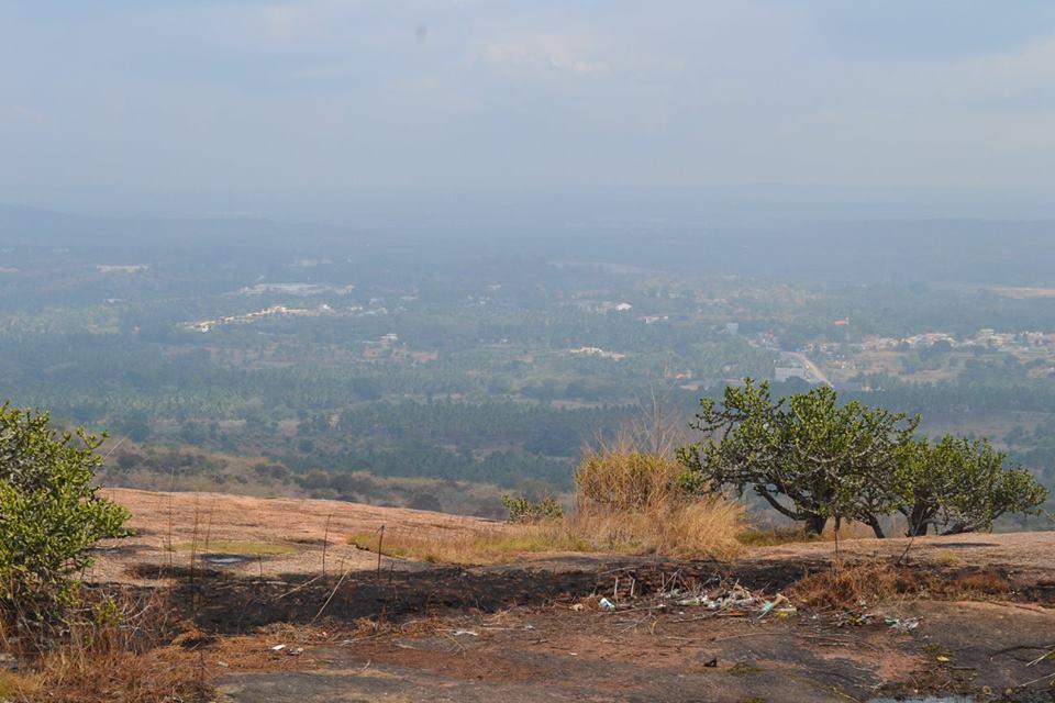 trekking in ramanagara