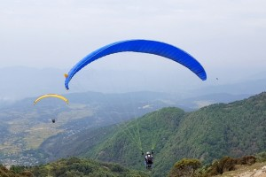 Fun spot for camping and paragliding in India – Bir Billing