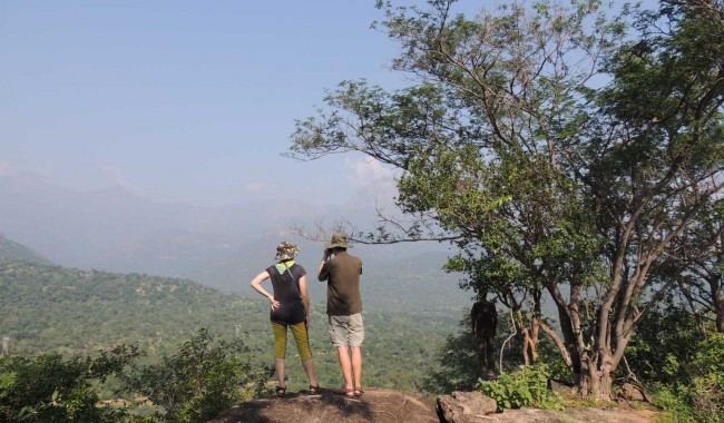Trekking and Camping in South Western Ghats