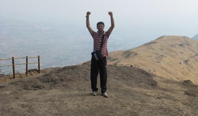 One Day Trek to Kalsubai