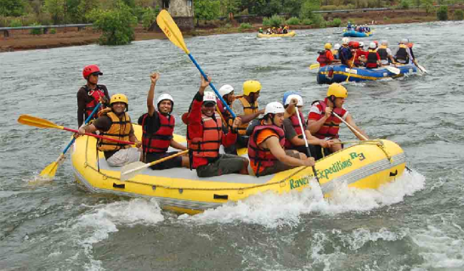 Brahmpuri Rafting