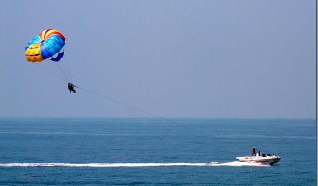 Goa Water Sports In Goa