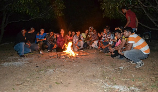 Ramanagara Night Trekking