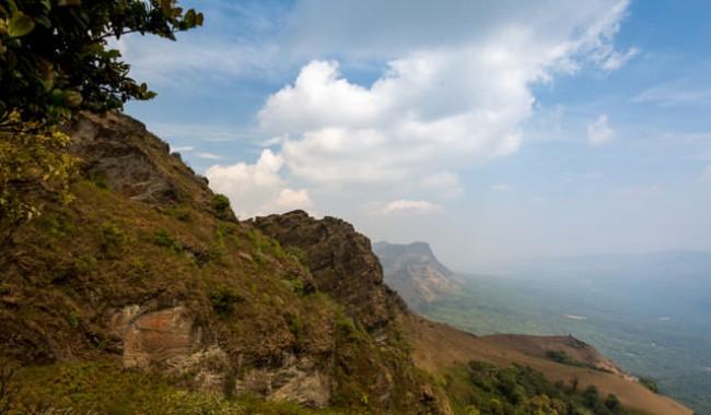 Trek to Savandurga