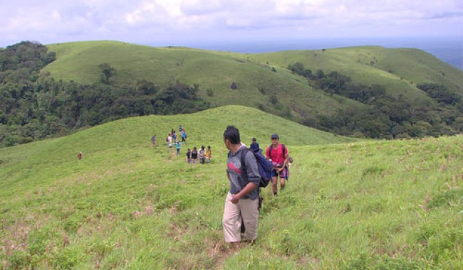 Coorg Tadiandamol Trek and Rafting