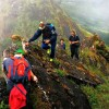 Image result for Mullayanagiri trekking in Chikmagalur images
