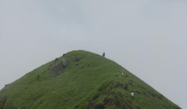 Nishani Motte Trek, Coorg