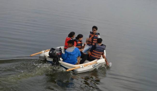 Water Sports at Kunti Betta