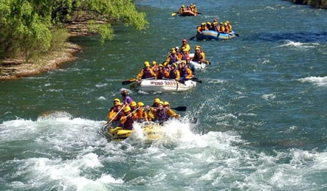 River Rafting in Vaitarna