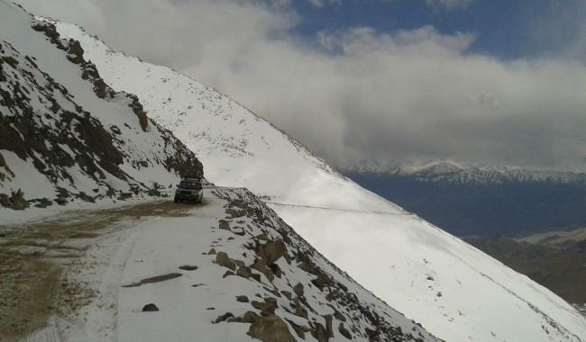 Ladakh High Pass