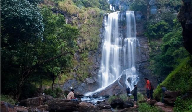 Kallathi Falls