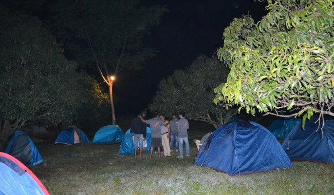 Overnight Camping at Ramnagar