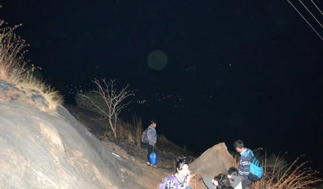 Kabbal Durga Night Trekking