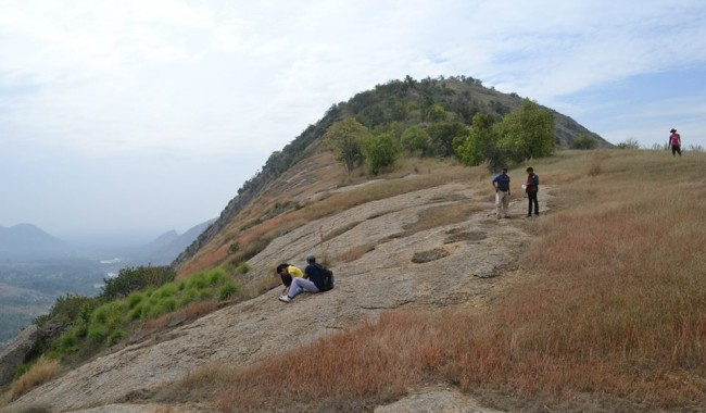 trekking trails in Ramanagar
