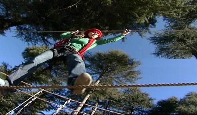 Adventure Camping In Kanatal Mussoorie