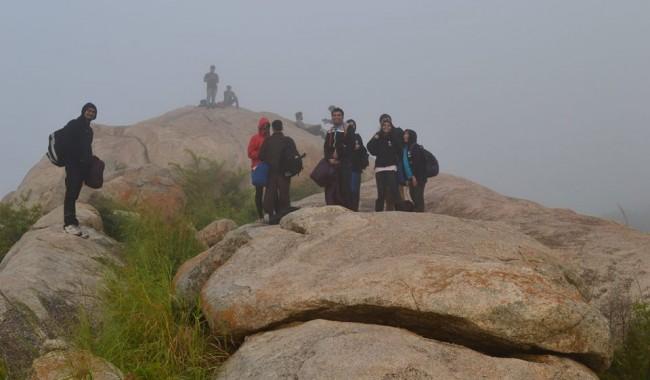 Trekking at Anthargange